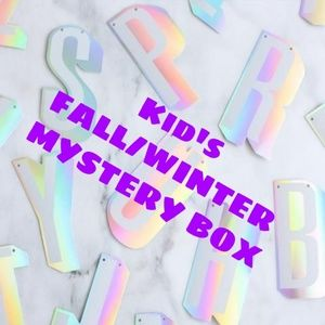 KID'S FALL/WINTER MYSTERY BOX